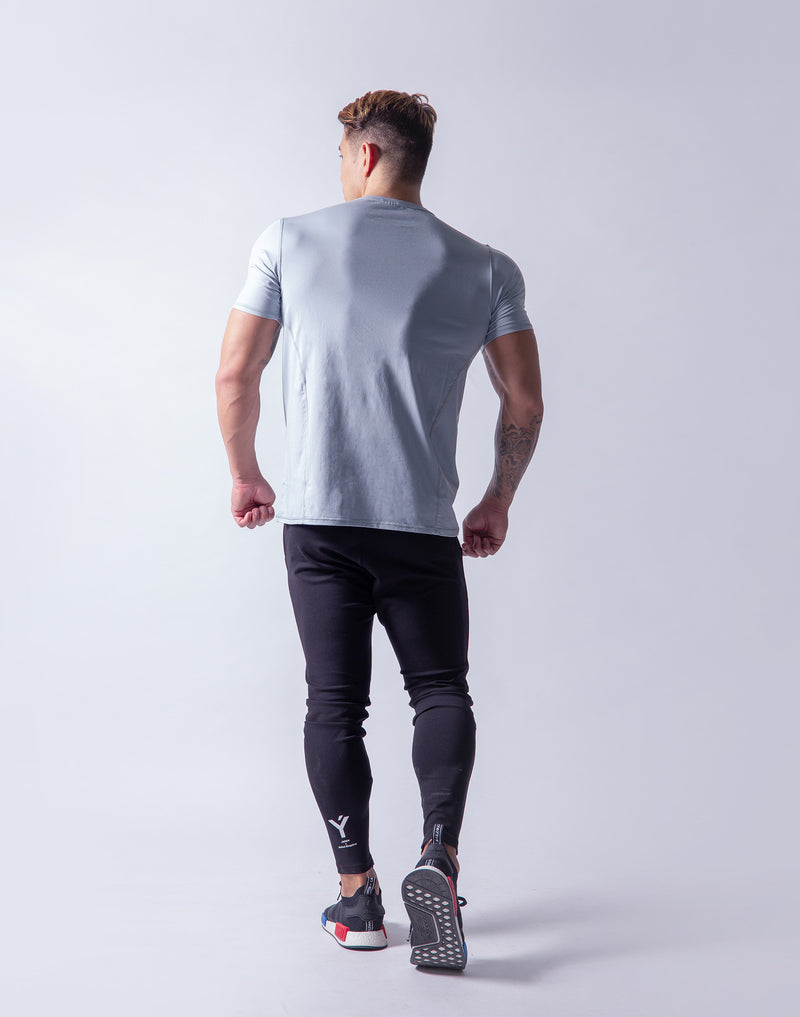 LÝFT Standard Fit T-Shirt 2 - Smoky Blue