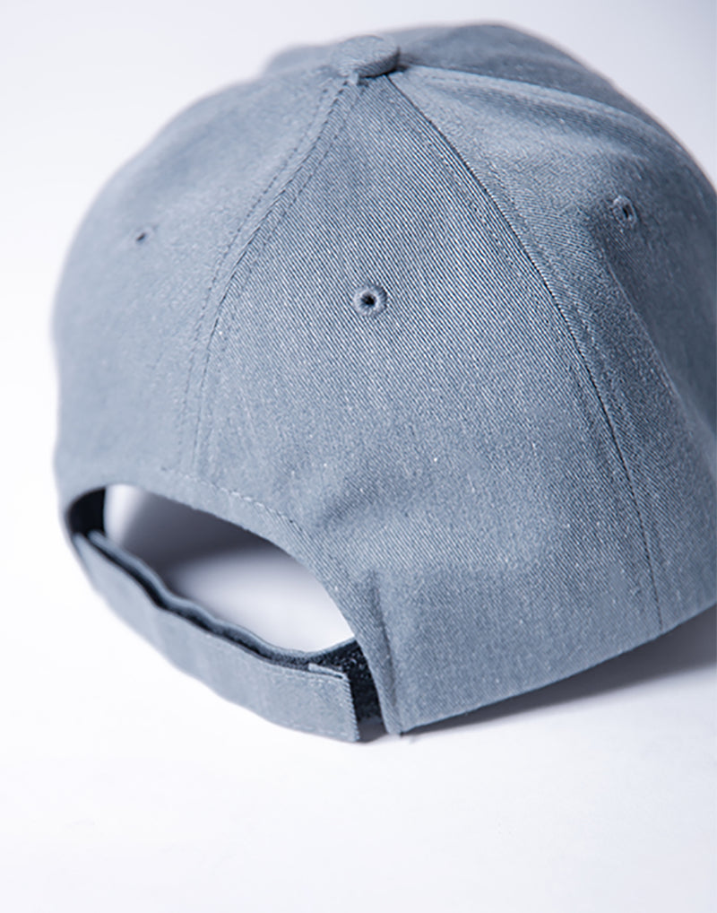 LÝFT Logo Cap No.2 - Grey