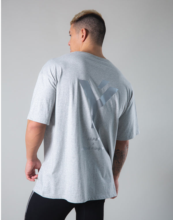 Back Big Y Logo Big T-shirts - Grey