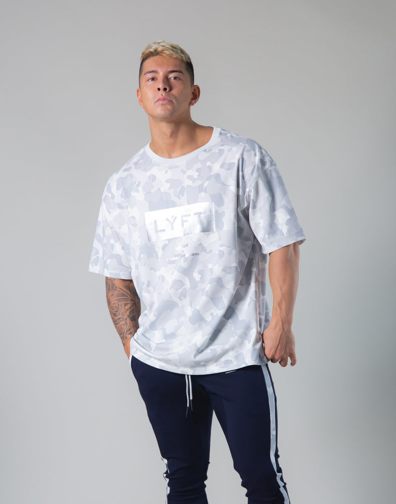 Original Camo Big T-shirts - White