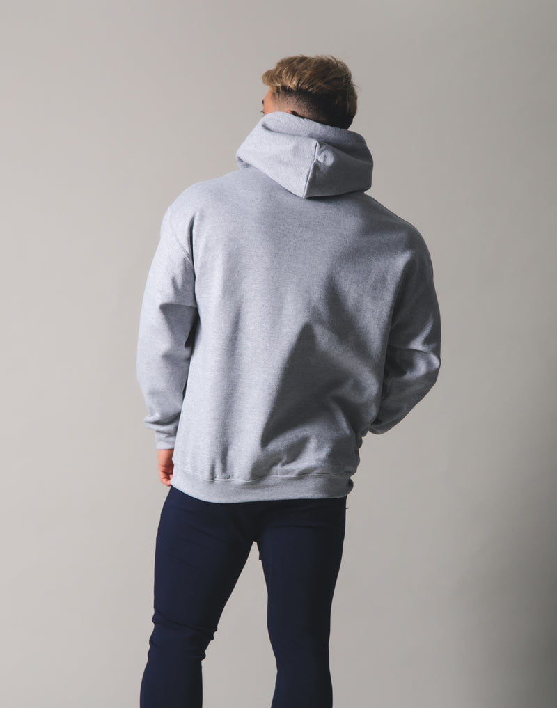 LÝFT London Punk Sweat Pullover - Grey