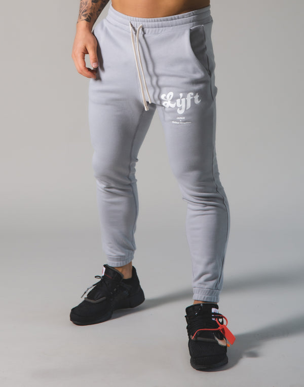 LÝFT Old Logo Sweat Pants - Grey