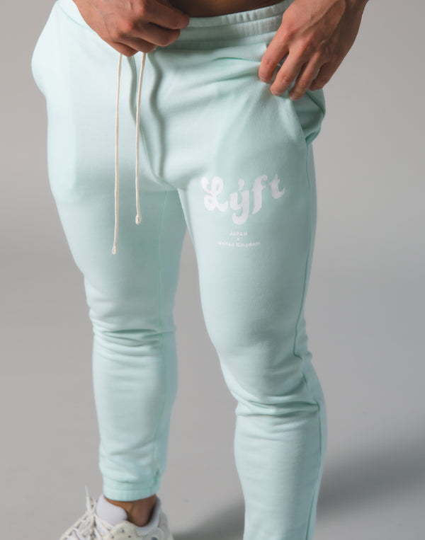 LÝFT Old Logo Sweat Pants - Mint