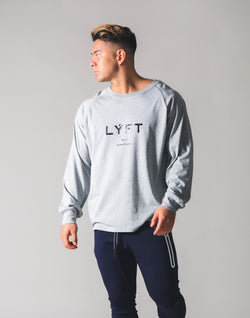 LYFT  Logo Long T-shirt - Grey