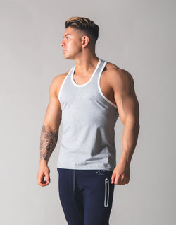 LYFT Point Logo Standard Tanktop - Grey