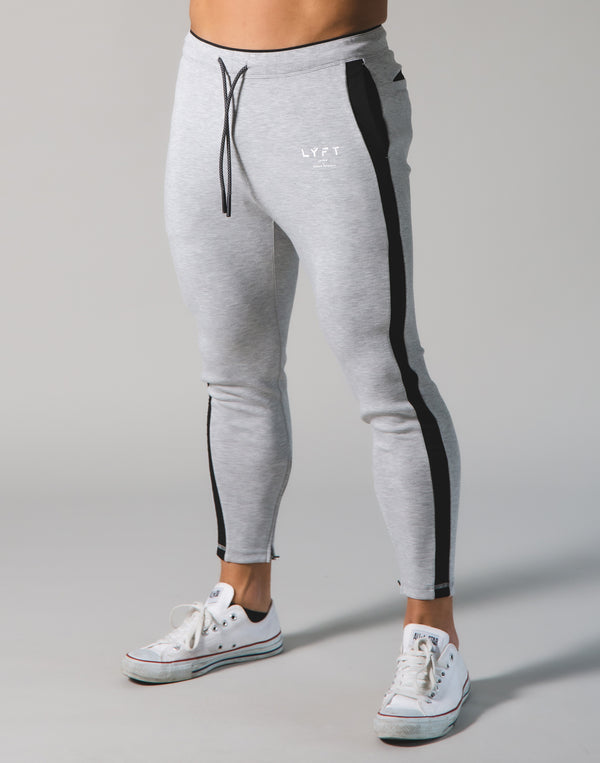 2Way Stretch One Line pants 2 - Grey