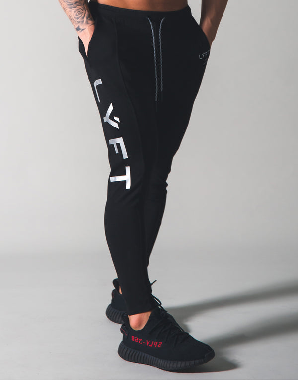 Side LÝFT Logo Pants 2 - Black