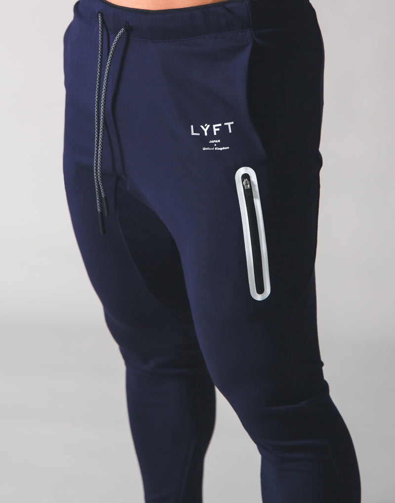 LÝFT 2Way Stretch Utility Pants ver.4 - Navy