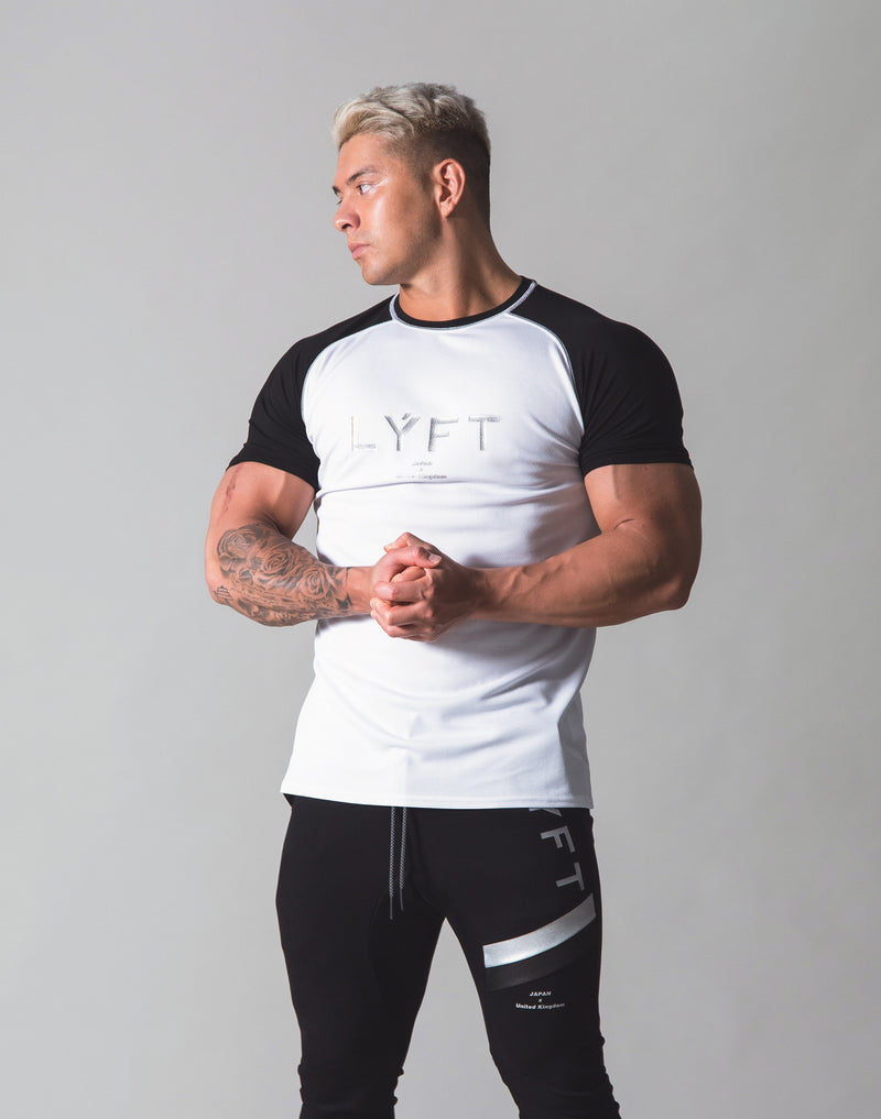 Combi Mesh Training T-Shirt v2 - White