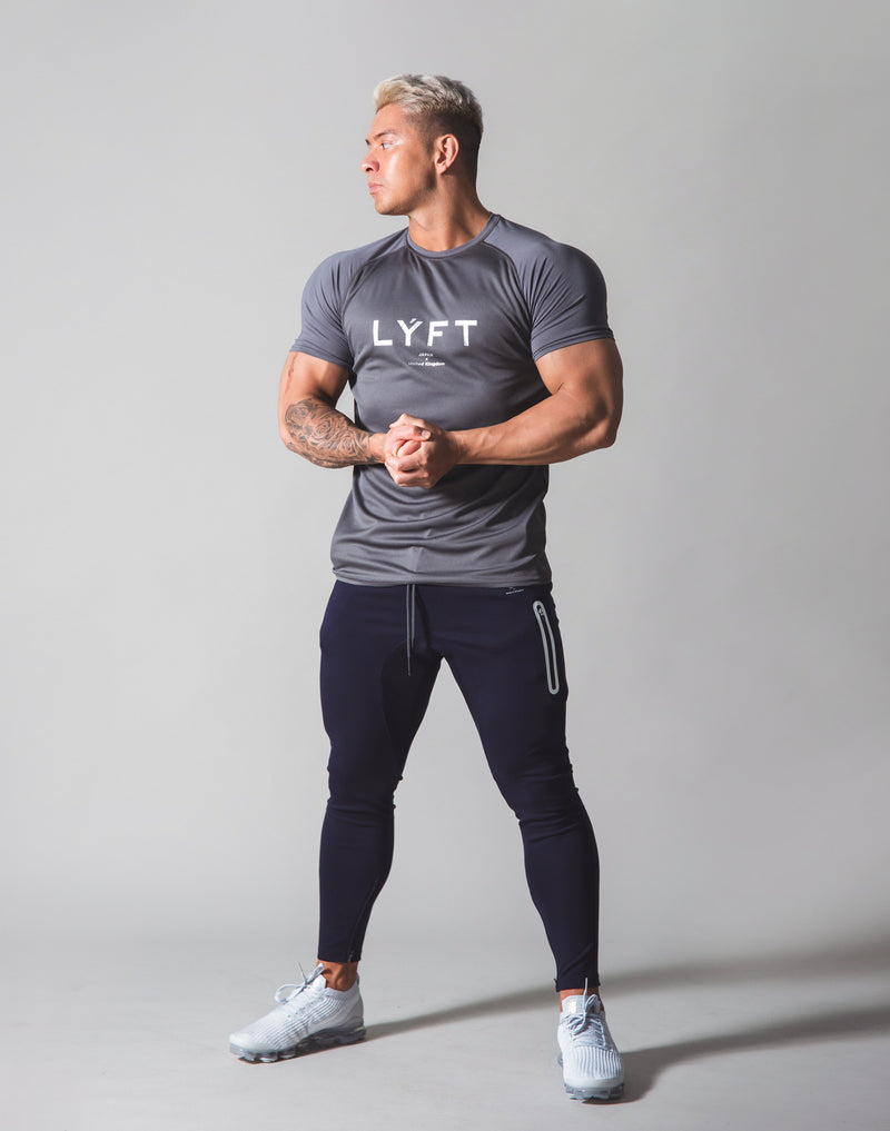 Combi Mesh Training T-Shirt v2 - Grey