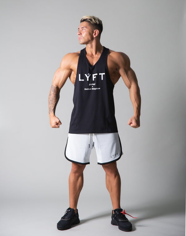 Standard Logo Training Tanktop - Black