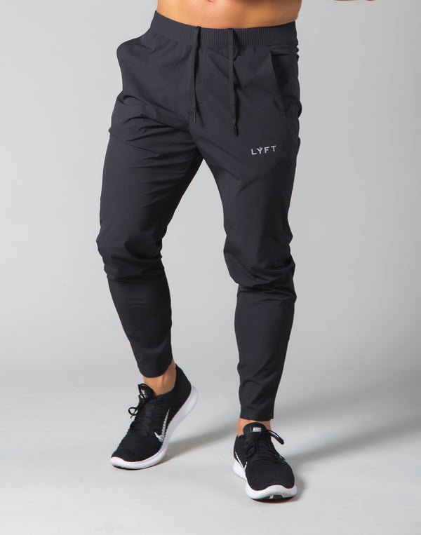 2way Comfortable Training Jogger - Black