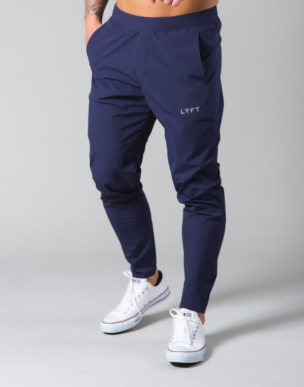 2way Comfortable Training Jogger - Navy