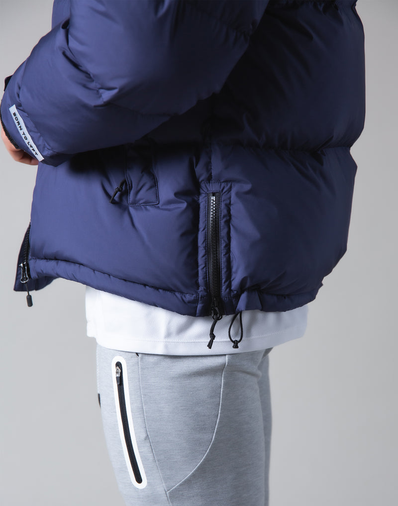 LÝFT Genuine Down Jacket - 90:10 - Navy