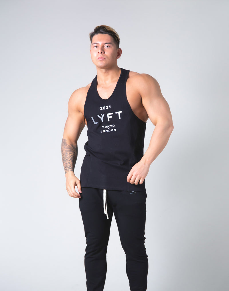 2021 Limited Logo Training Tanktop - Black