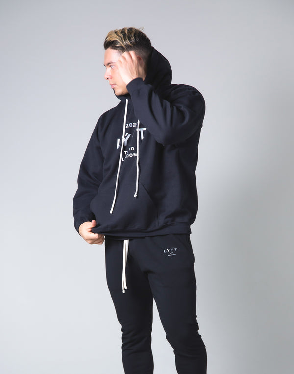 2021 Limited Logo Pullover Hoodie - Black