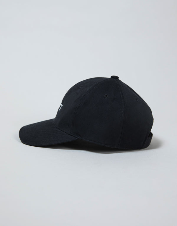 LÝFT Logo Cap No.3 - Black