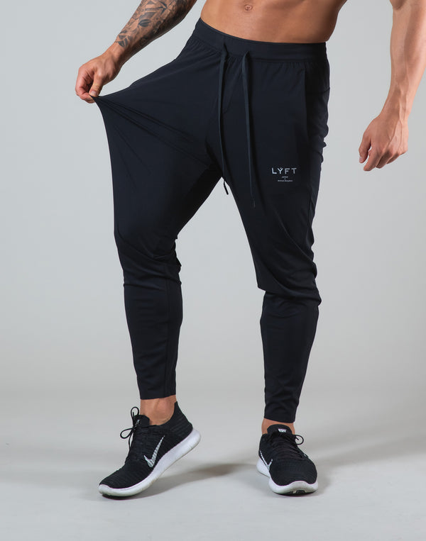 Extreme Stretch Luxe Pants- Black
