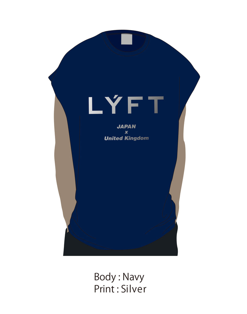 LYFT Drop shoulder No sleeve
