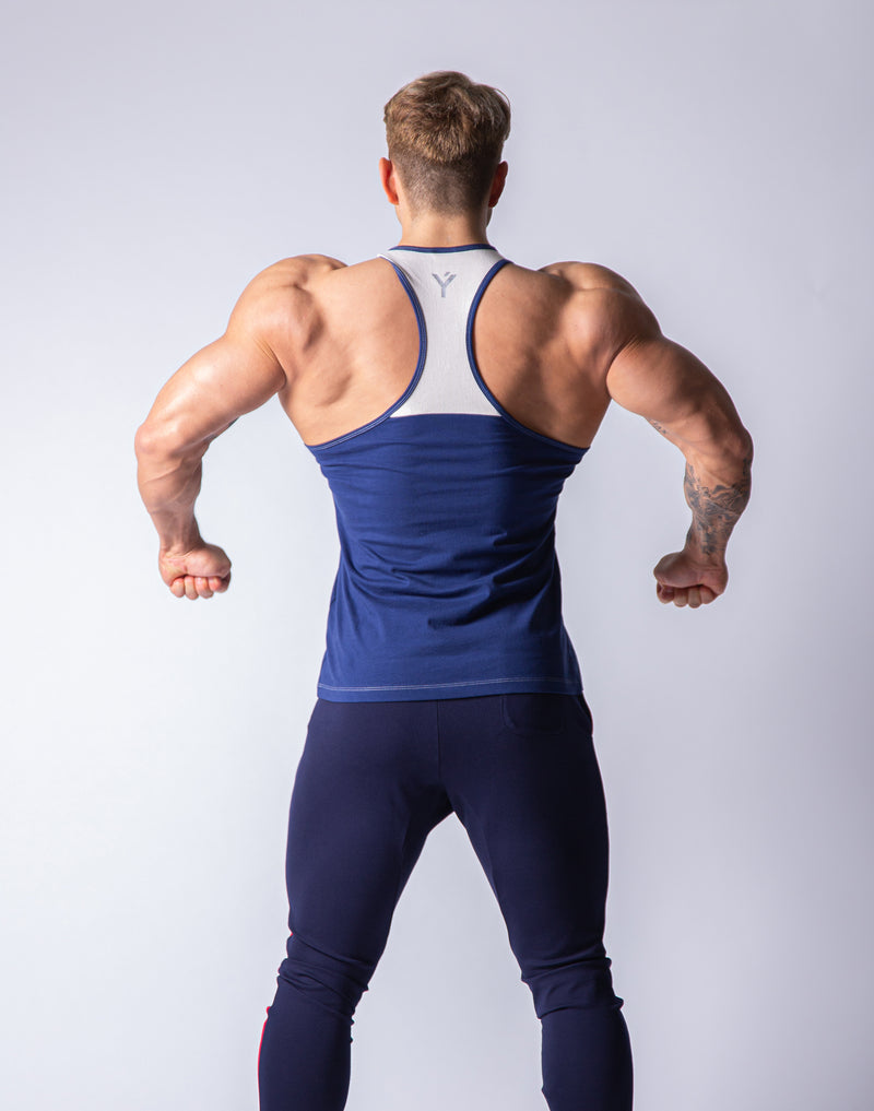 Basic Separate Tanktop - Navy