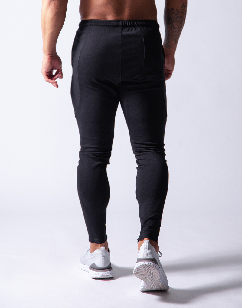 LÝFT 2WAY STRETCH UTILITY PANTS 2 - Black