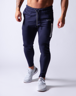 LÝFT 2WAY STRETCH UTILITY PANTS 2 - Navy