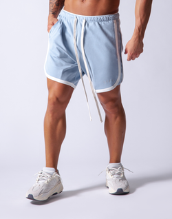 LÝFT Wide Shorts - L.Blue