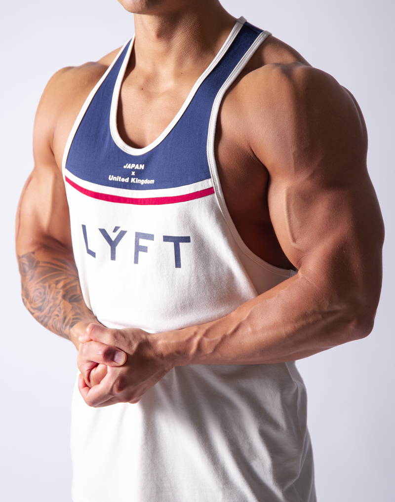 LÝFT Round Separate Tanktop - UK Color
