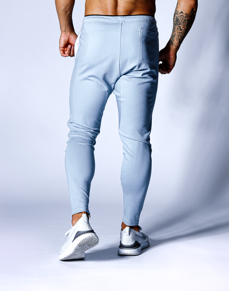 LÝFT Stripe Pants - L.Blue