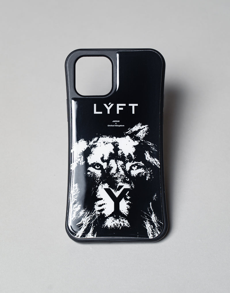 "LÝFT iPhone Case LION - Black""予約商品"""