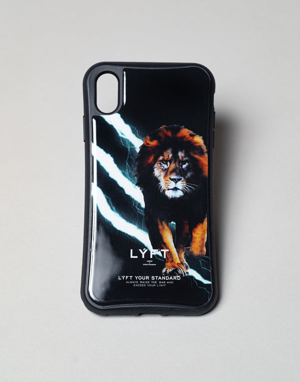 "LÝFT iPhone Case LION Scar ""予約商品"""