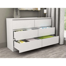 Load image into Gallery viewer, Coco Bedroom Storage Suite Satin White