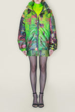 Load image into Gallery viewer, Multicoloured Puffer Jacket