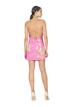 Load image into Gallery viewer, Mini Sequin Skirt