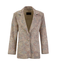 Load image into Gallery viewer, Brocade Oversized Blazer