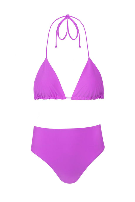 Purple Triangle Set