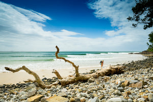 Empty Noosa Lines - Surf Art Apparel
