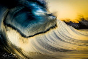 Time Warp - Kings Beach - Surf Art Apparel