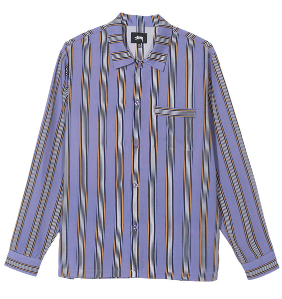 COVE STRIPED LS SHIRT