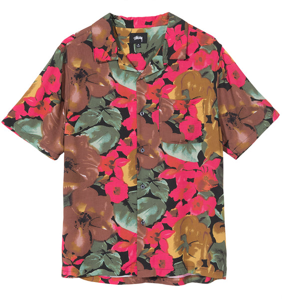 WATERCOLOR FLOWER SHIRT