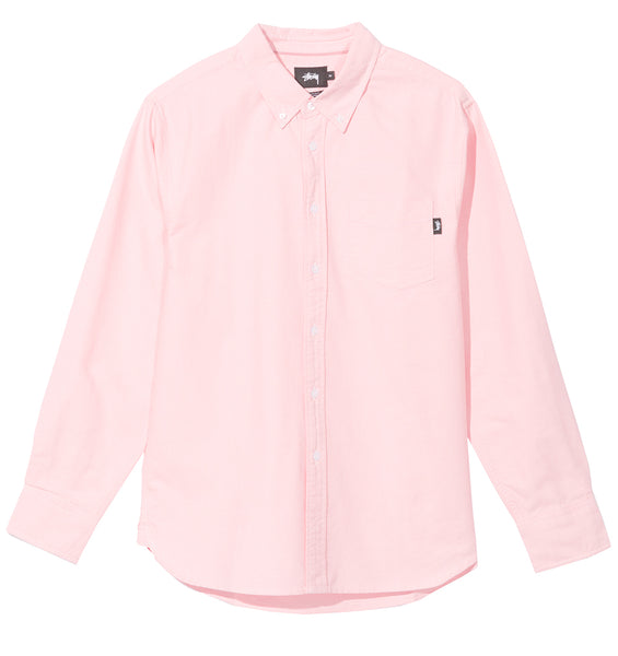 Frank Oxford Ls Shirt
