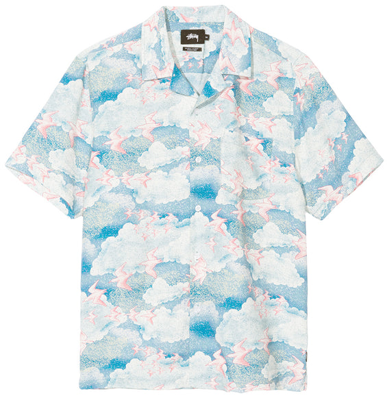 Cloud And Birds Shirt