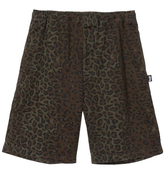 JUNGLE CAMO BEACH SHORT