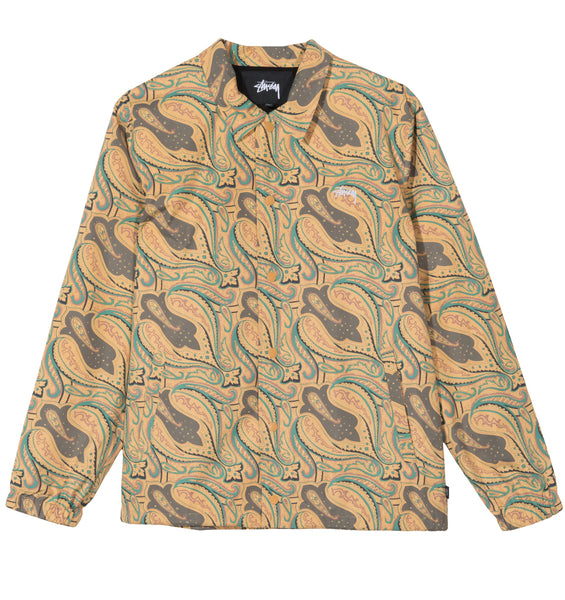 PAISLEY COACH JACKET