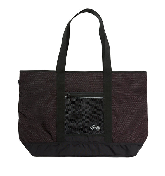 DIAMOND RIPSTOP TOTE BAG