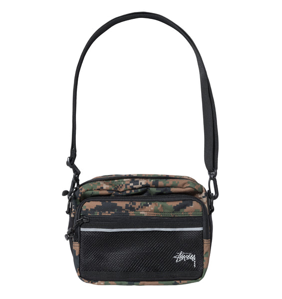 DIGI CAMO SHOULDER BAG