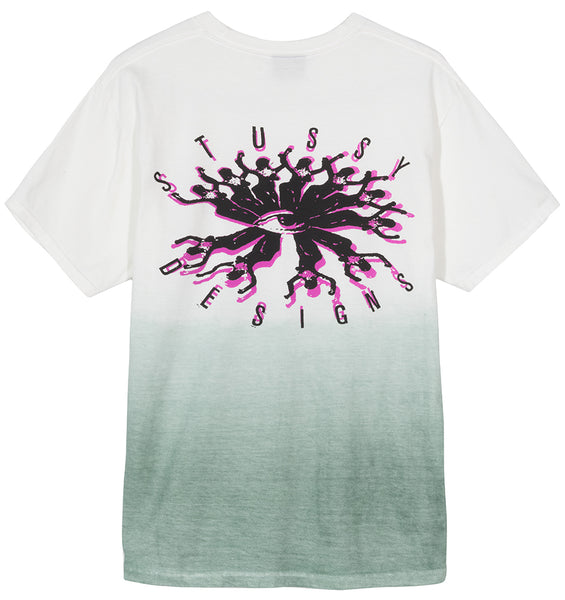 PEOPLE TRIBE DIP DYED TEE