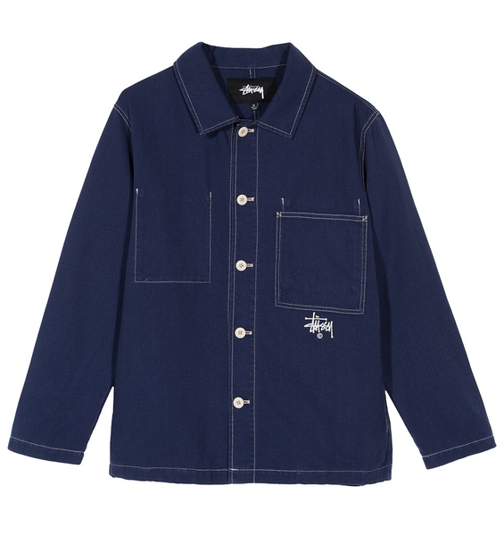 CANVAS SHOP JACKET