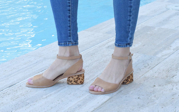 Styling Tips For Layla Hide Heels