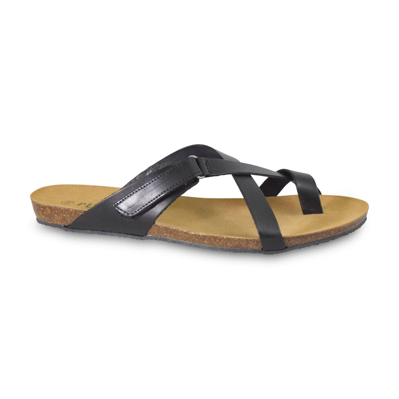 Nikki Slide Black